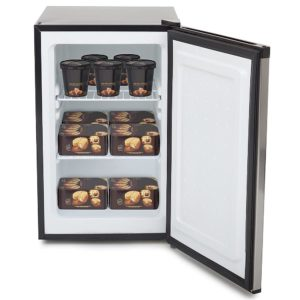 What are the types of freezers